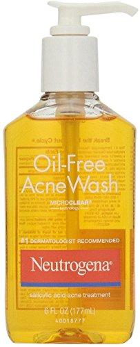 Neutrogena - Neutrogena Oil-Free Acne Wash 6 oz