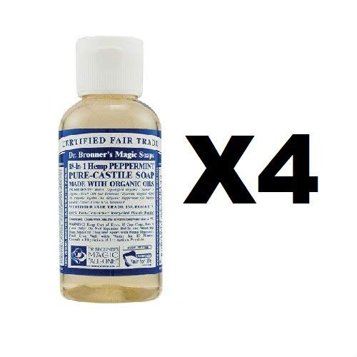 Dr. Bronner'S - Soap Liquid Castile Peppermint