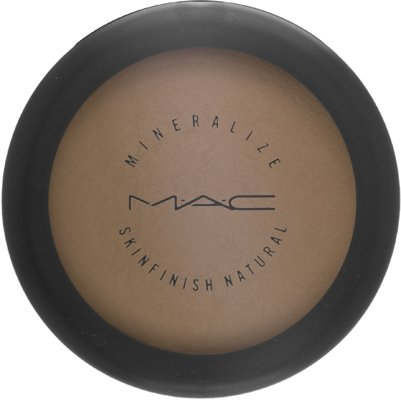 Mac - MAC Mineralize Skinfinish Natural Medium Dark Face Powde for Women r, 0.35 Ounce