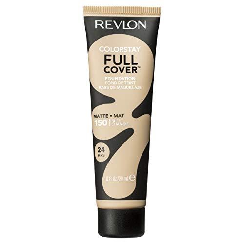 Revlon - Revlon ColorStay Full Cover Foundation, Buff, 1.0 Fluid Ounce