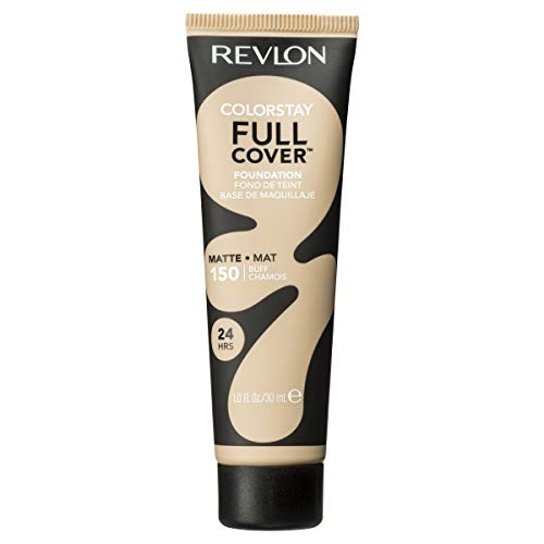 Revlon - Revlon ColorStay Full Cover Foundation, Sand Beige, 1.0 Fluid Ounce