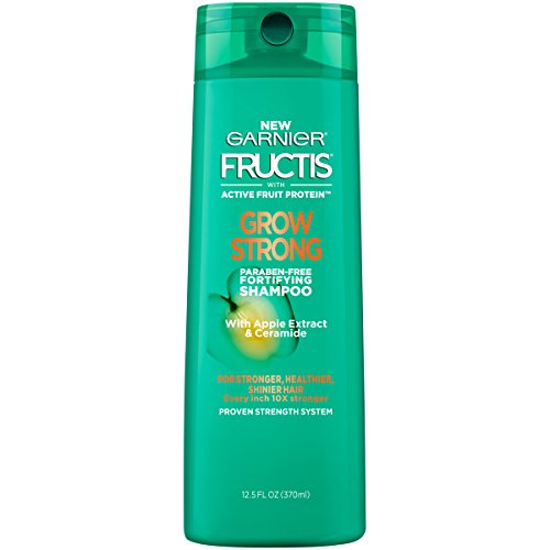 Garnier - Garnier Hair Care Fructis Grow Strong Shampoo, 12.5 Fluid Ounce