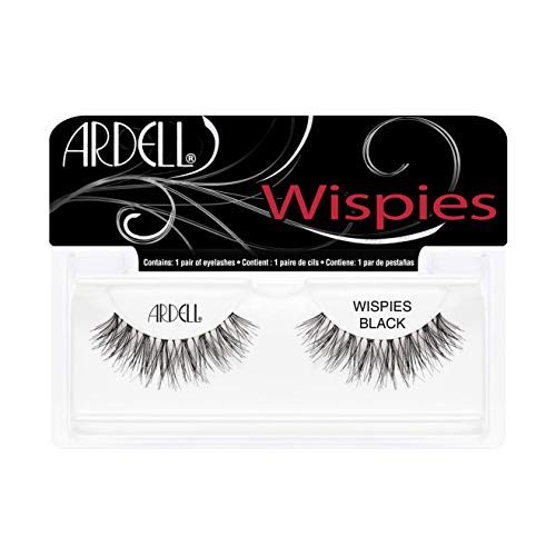 Ardell - Ardell Fashion Lashes Pair - Wispies (Pack of 4) black