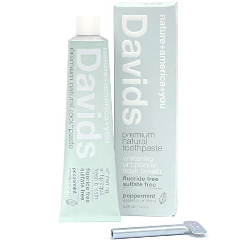 David's - Peppermint Toothpaste