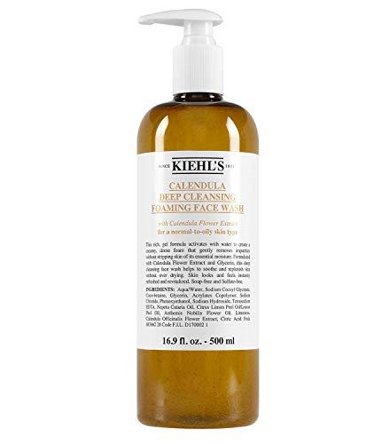 K.S. Clean Foaming Face Wash - Calendula Deep Clean Foaming Face Wash - 16.9oz