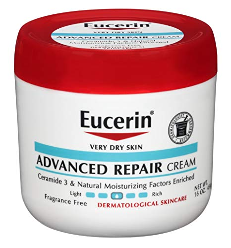 Eucerin - Eucerin Advanced Repair Creme 16 Ounce (Packaging May Vary)