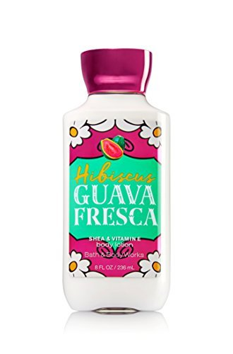 Bath & Body Works - Bath & Body Works Shea & Vitamin E Lotion Hibiscus Guava Fresca