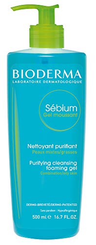 Bioderma - Bioderma Sébium Foaming Cleansing Gel for Combination to Oily Skin 16.7 fl oz