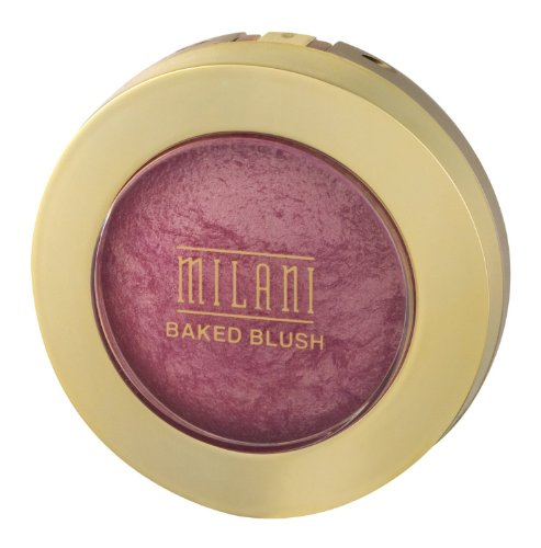 Milani - Milani Baked Powder Blush, Dolce Pink [01] 0.12 oz (Pack of 2)