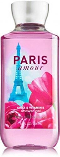 Bath & Body Works - Bath and Body Works Paris Amour Shea Enriched Shower Gel 10 Oz