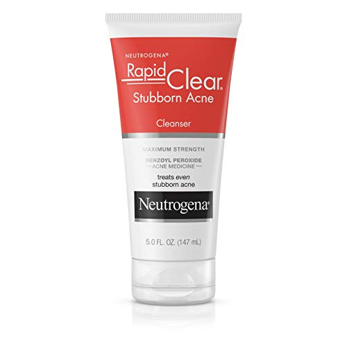 Neutrogena - Neutrogena Rapid Clear Oil-Eliminating Foaming Cleanser