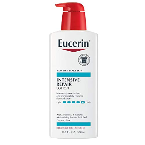 Eucerin - Eucerin Intensive Repair Enriched Lotion, 16.9 Fl Oz (Pack of 2)