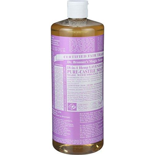 Dr. Bronner'S Pure-Castile Liquid Soap, Lavender