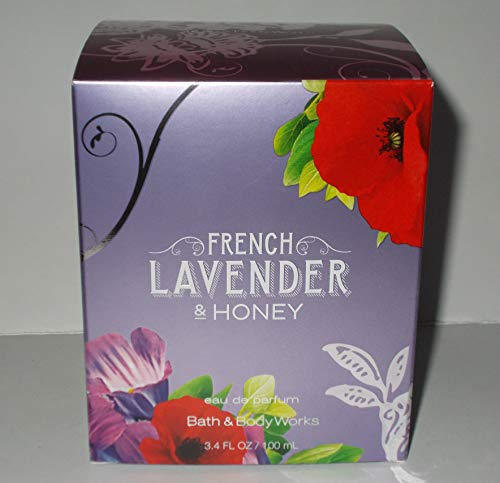 Bath & Body Works - Bath & Body Works, French Lavender & Honey, Eau De Parfum, 3.4 Oz