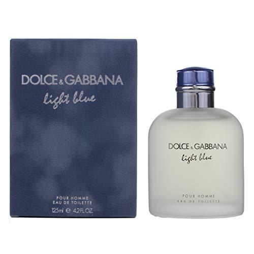 Dolce & Gabbana - Light Blue by Dolce & Gabbana for Men - 4.2 oz EDT Spray