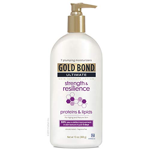 Gold Bond - Gold Bond Ultimate Lotion, Strength and Resilience, 13 Ounce