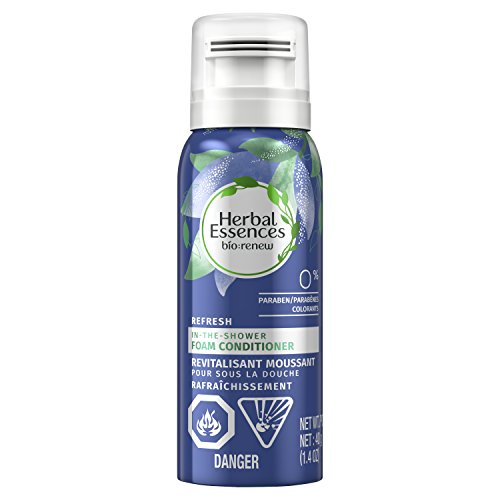 Herbal Essences Herbal Essences Bio: Renew Blue Ginger In-the-shower Foam Conditioner, 1.4 Ounce