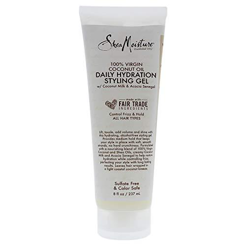 Sheamoisture 100% Virgin Coconut Oil Daily Hydration Styling Gel