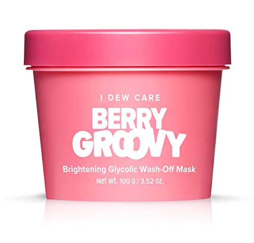 I Dew Care - Berry Groovy Mask