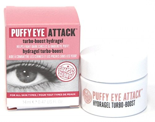 Soap & Glory - Puffy Eye Attack Turbo-Boost Hydragel