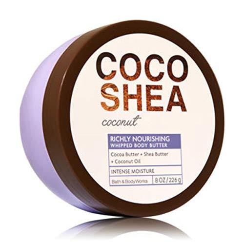 Bath & Body Works - Bath & Body Works CocoShea Coconut Whipped Body Butter 8 Oz.