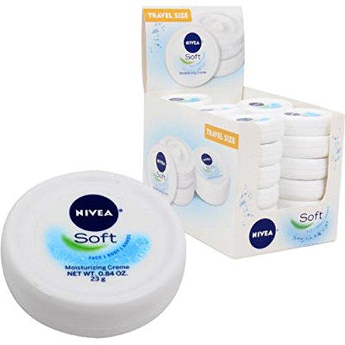 Nivea - Nivea Soft Refreshingly Soft Moisturizing Creme 23g/0.84oz