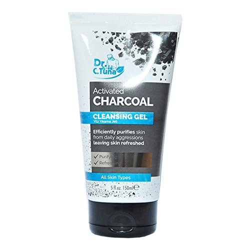Farmasi - Dr C Tuna Activated Charcoal Purifying Cleansing Gel 150 Ml./5 fl.oz.