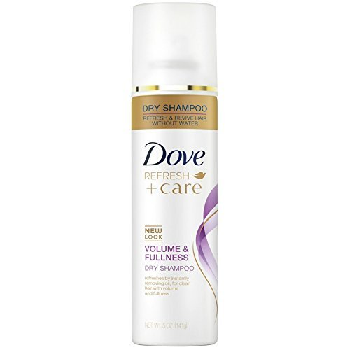 Dove - Dove Refresh + Care Dry Shampoo Volume & Fullness 5 oz (Pack of 5)
