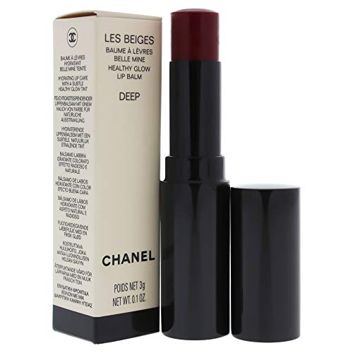 Chanel - CHANEL LES BEIGES Healthy Glow Lip Balm # Medium