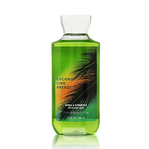 Bath & Body Works - Bath & Body Works, Signature Collection Shower Gel, Coconut Lime Breeze, 10 Ounce