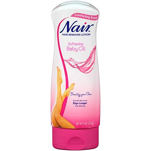 Nair - Nair Baby Oil Hair Remover Lotion, 9 Oz (Pack of 3)