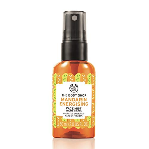 The Body Shop - The Body Shop Mandarin Energizing Face Mist, 2 Fl Oz (Vegan)