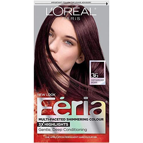 L'Oreal Paris - Feria Multi-Faceted Shimmering Permanent Hair Color