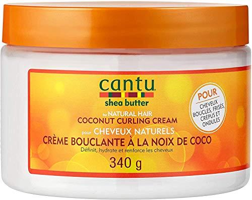 Cantu - Cantu Shea Butter for Natural Hair Coconut Curling Cream 12 oz.