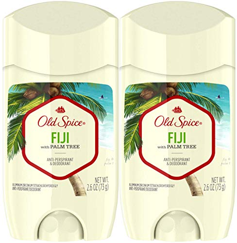 Old Spice - Antiperspirant and Deodorant, Fiji