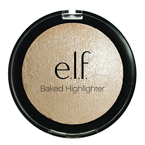 E.l.f Cosmetics - e.l.f. Baked Highlighter, Moonlight Pearl, 0.17 Ounce