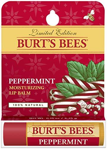 Burt's Bees - BURT'S BEES PEPPERMINT LIP BALM 0.15 OZ.