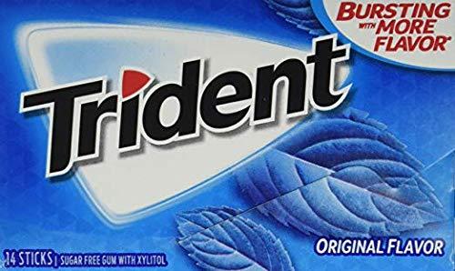 Mondelez Global - Mondelez Global Trident Original, 14 ct