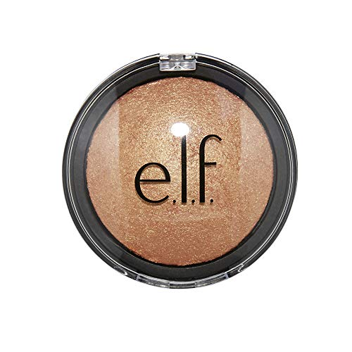 E.l.f Cosmetics - Baked Highlighter, Apricot Glow