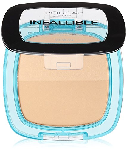 L'Oreal Paris - Infallible Pro Glow Pressed Powder, Nude Beige