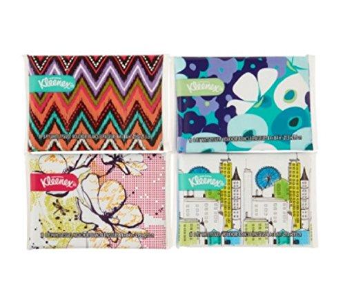Kleenex - Kleenex Slim Pack Facial Tissue 10 Count 3-ply (Pack of 12)