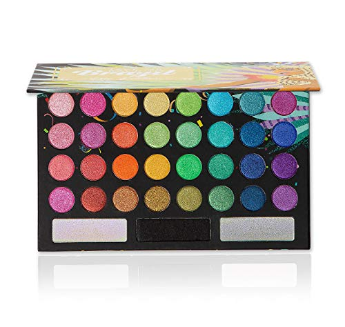 BH Cosmetics - Eyeshadow Palette, Take Me Back To Brazil, Rio Edition
