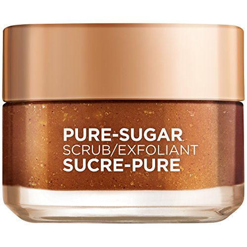 l'Oreal Paris - Pure Sugar Face Scrub with Grapeseed