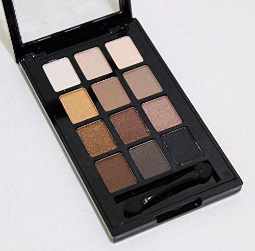 Glam & Beauty - Eye Shadow Palette, Glam Nudes