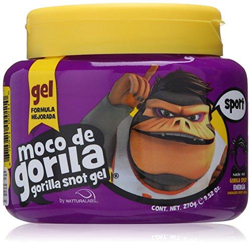 Moco De Gorila - Moco De Gorila Gel Sport Jar 9.5 oz