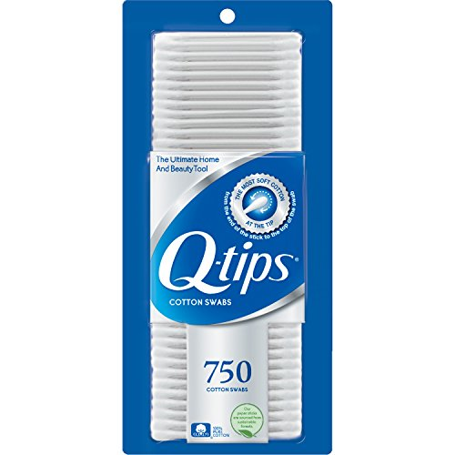Q-Tips - Q-tips Cotton Swabs 500 ea (Pack of 2)