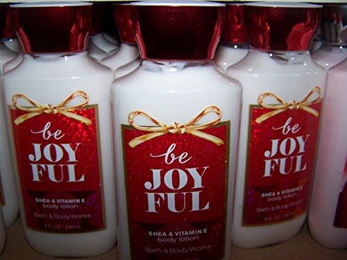 Bath & Body Works - Lot of 3 Bath & Body Works Be Joyful Shea & Vitamin E Body Lotion 8 fl oz each