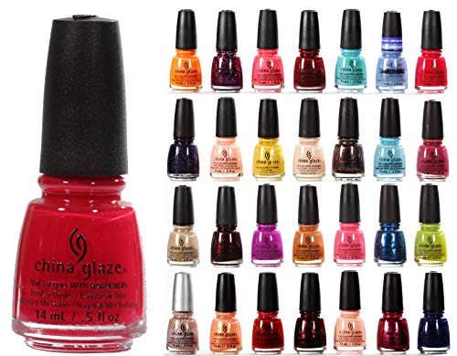 China Glaze - Nail Lacquer Polish