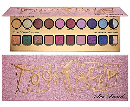 Too Faced Too Faced Then & Now Eyeshadow Palette - Cheers to 20 Years Collection