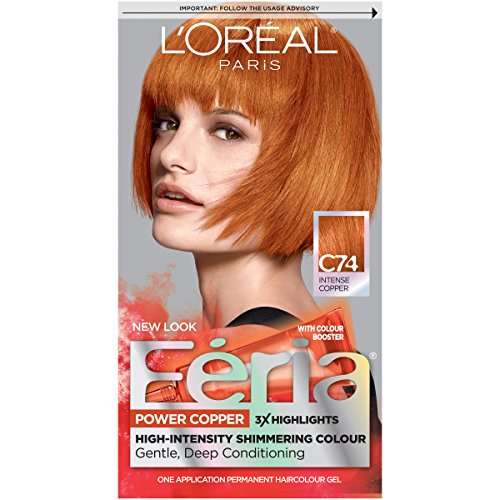 l'Oreal Paris - Multi-Faceted Shimmering Permanent Hair Color
